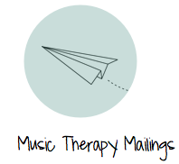 Music Therapy Mailings