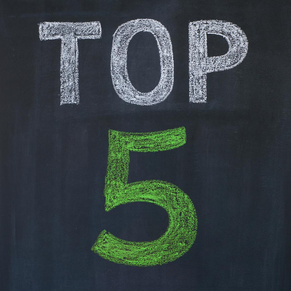MTSA top 5 summer